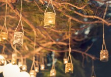 hanging lights in tree2