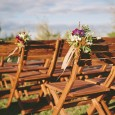 Lovestruck wedding wooden folding chairs