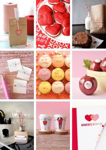 Valentine Day Inspiration Board