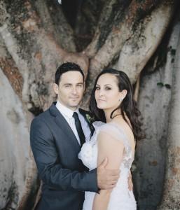 Mikka and Jonti Brisbane Powerhouse Wedding