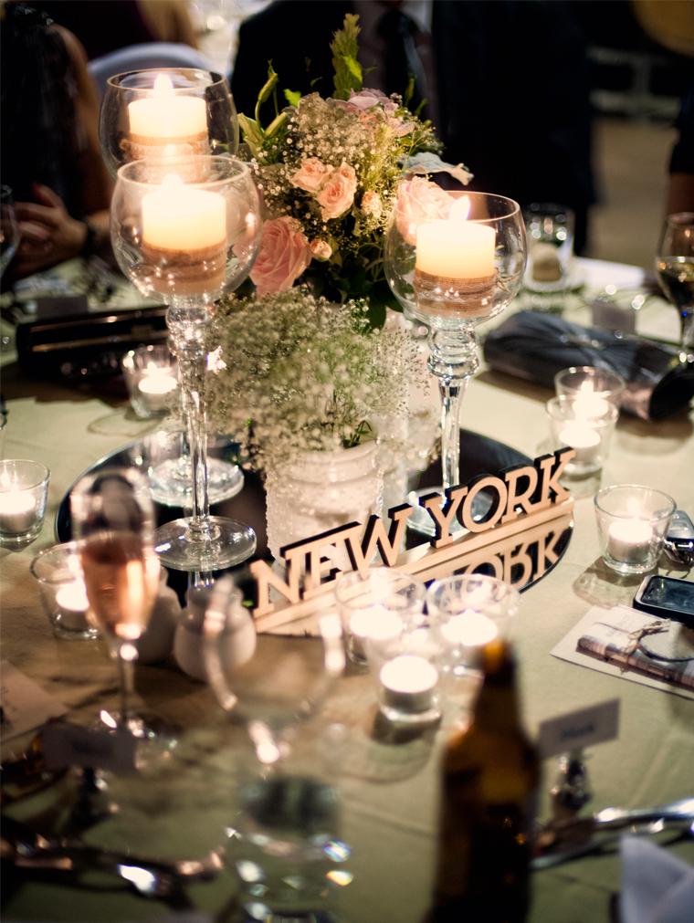 Custom Laser Cut Table Name Signs by Lovestruck Weddings