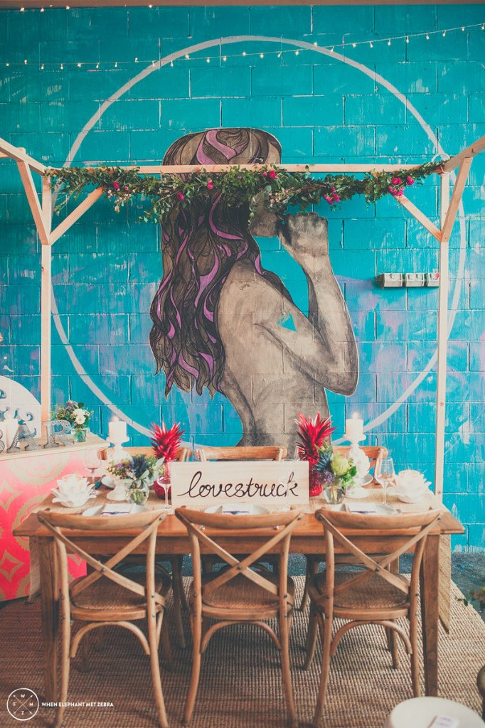 Lovestruck Weddings at A Darling Affair - Rabbit + Cocoon