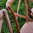 Wooden Cross Back Chair Hire Gold Coast Lovestruck