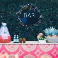 Twine Magazine - Pink Bar Hire by Lovestruck