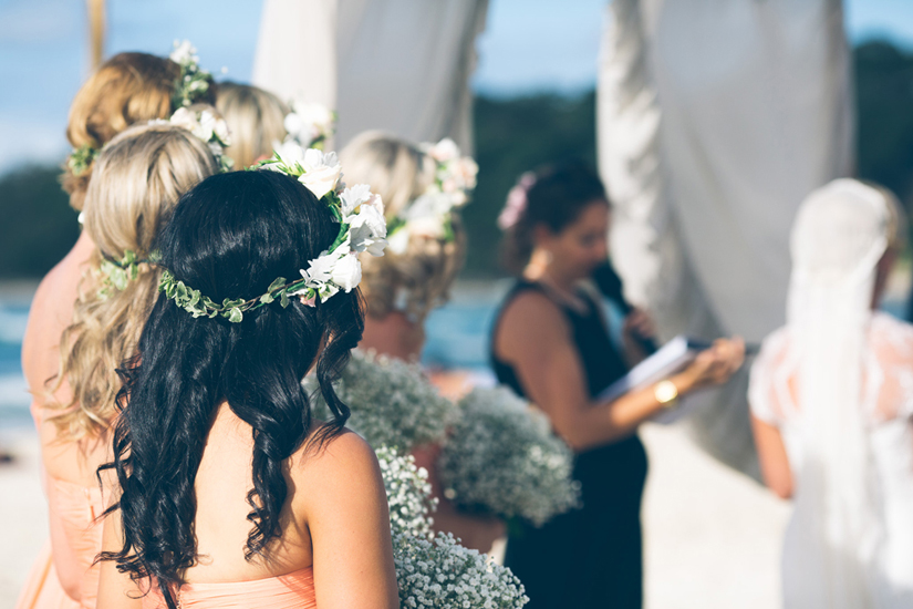 Amelia and Henry Byron Bay Beach Cafe Wedding by Lovestruck
