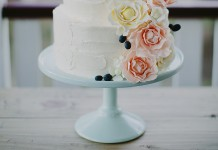 Mint Cake Stand Hire - Lovestruck Weddings