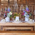 Carved Wooden Folding Screen - Lovestruck Weddings Gold Coast