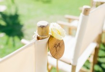 Lovestruck Wedding Ceremony Hire - Directors Chairs