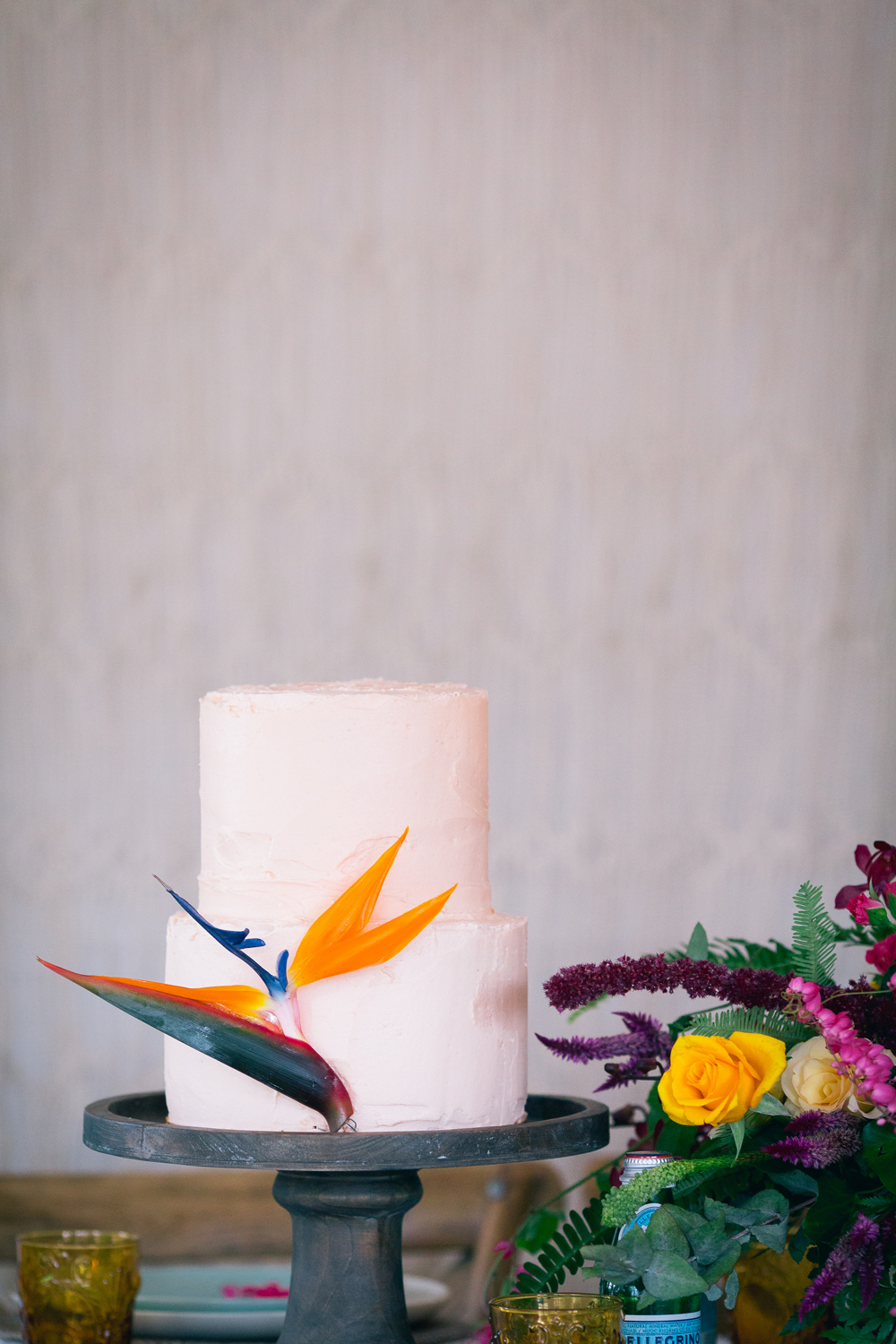 Lovestruck Weddings - Twine Magazine - Cake by Dot and Roy