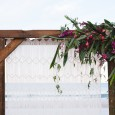 Lovestruck Weddings - Macrame Curtain