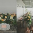 Lovestruck Weddings - Scalloped Plate Hire - Photo by Ryder Evans
