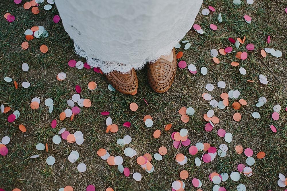 Lovestruck Weddings - Mike & Zoe - Confetti