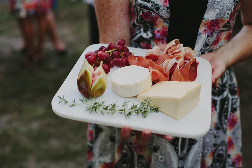 Lovestruck Weddings - Mike & Zoe - Antipasto Platter