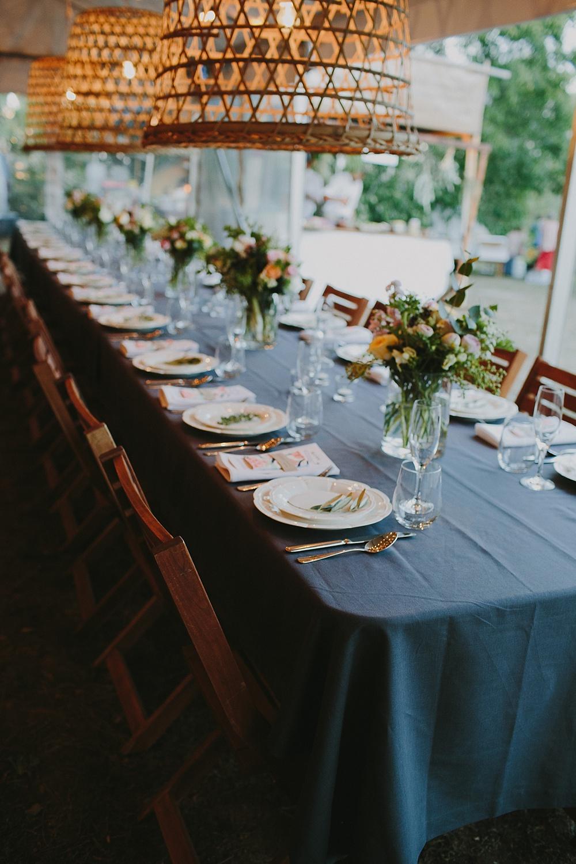 Lovestruck Weddings - Mike & Zoe - Wooden Chair Hire