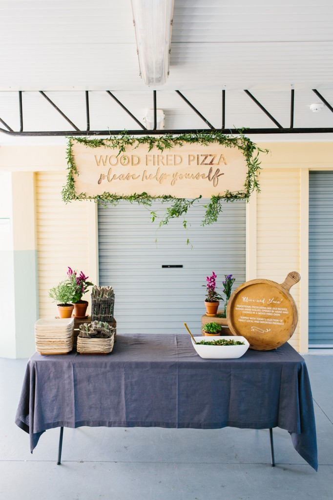 Olive and Luca Woodfired Pizza + Lovestruck Wedding Gold Coast