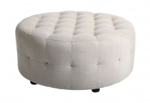 Linen Ottoman Hire - Lovestruck Weddings