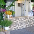 Black Tiled Bar Hire Gold Coast by Lovestruck Weddings