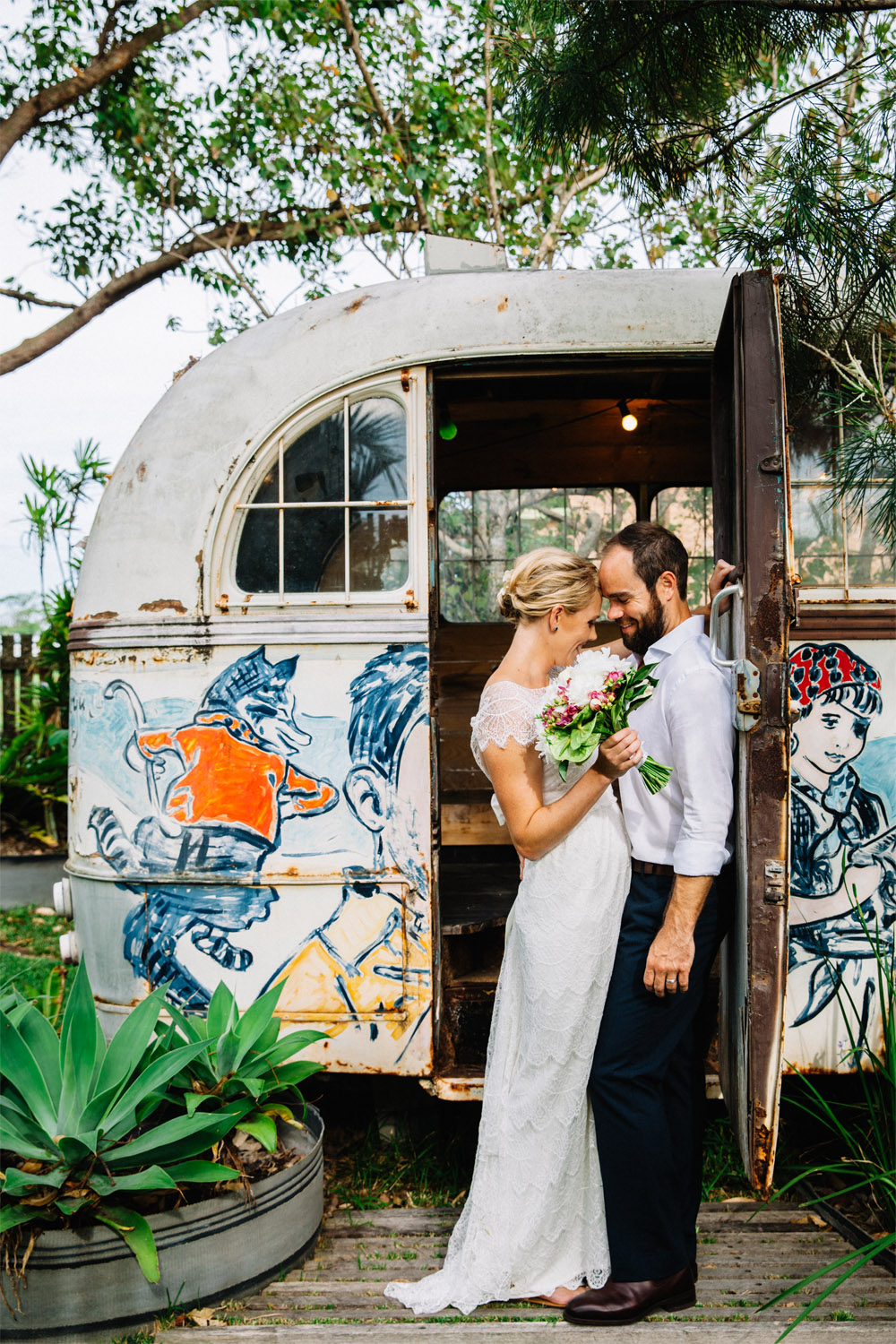 Rob and Anita - Byron Bay Wedding - Lovestruck Weddings