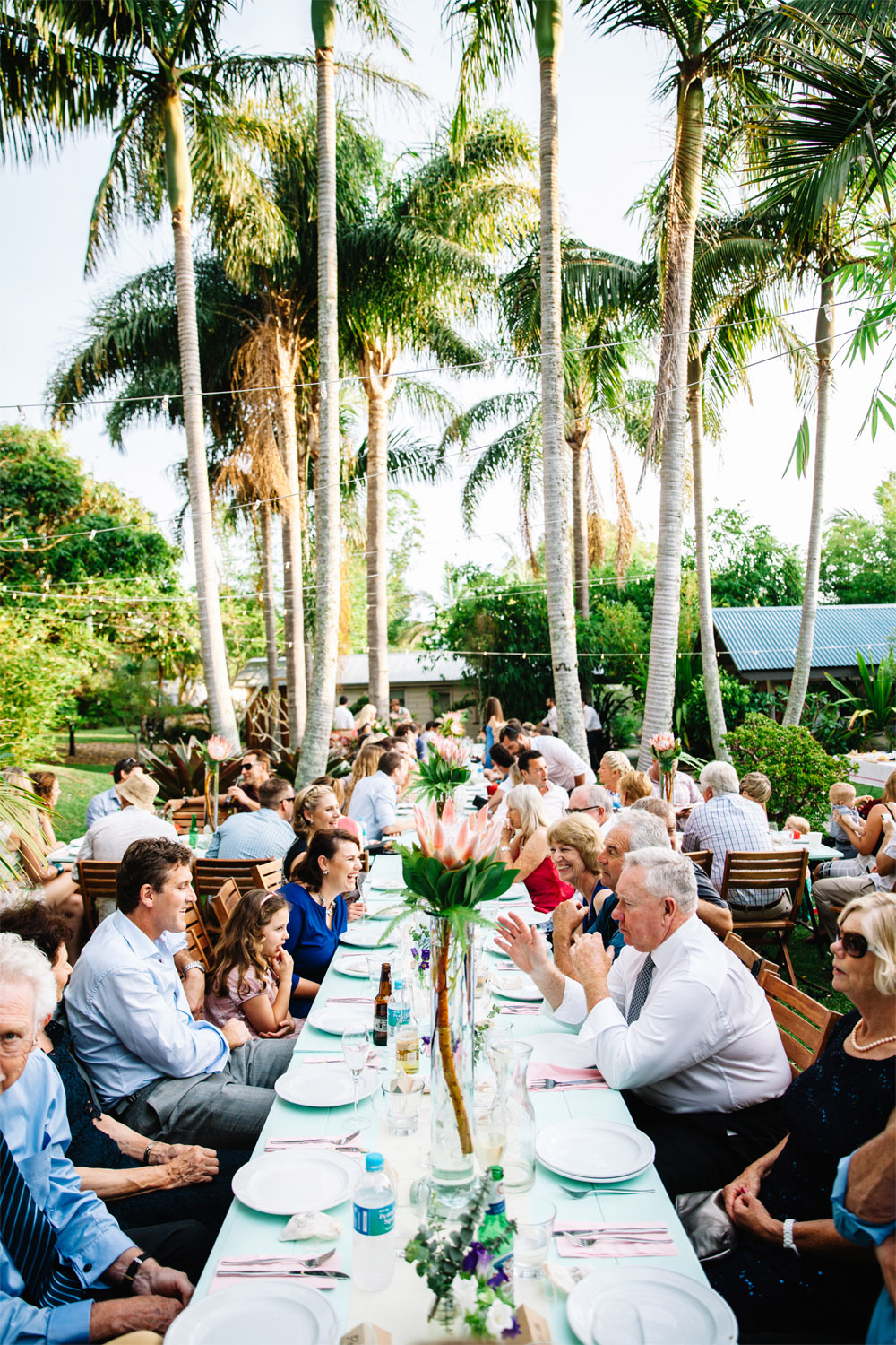 The Secret Garden Byron Bay Wedding - Lovestruck Weddings