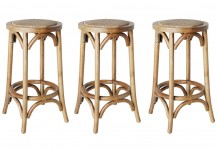Rattan Bar Stool Hire - Gold Coast - Lovestruck Weddings