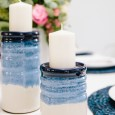 Indigo Candlestick Hire - Lovestruck Weddings