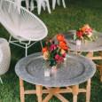 Moroccan Tray Tables - Lovestruck Weddings