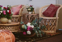 Rattan Chair Hire - Lovestruck Weddings