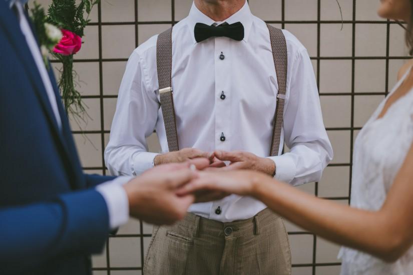 Benjamin Carlyle Wedding Celebrant
