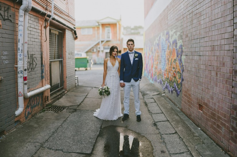 Burleigh Heads Wedding