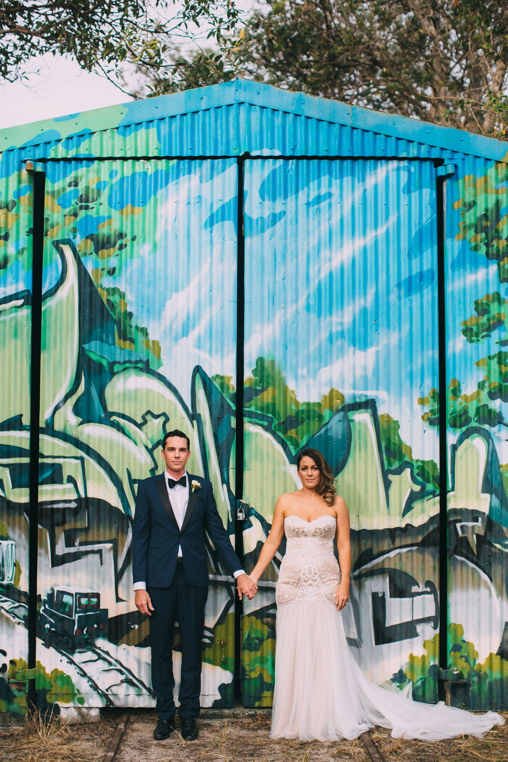 Hayley & Denny: Byron Bay Wedding
