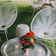 White Acapulco Chair Hire by Lovestruck Weddings