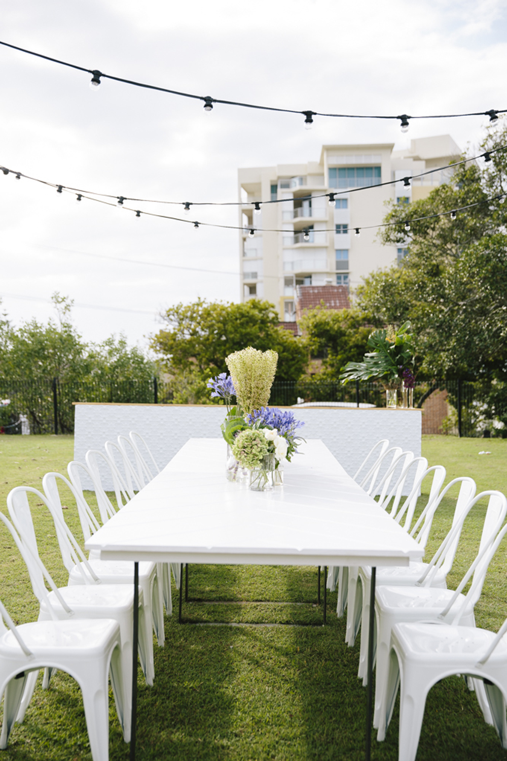 Kirra Hill Community Centre Wedding - Bar and furniture hire by Lovestruck Weddings