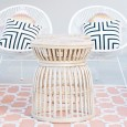Palisade Side Table Hire - Lovestruck Weddings