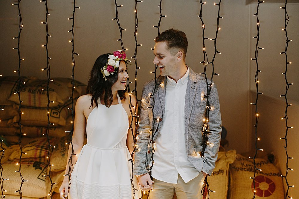 Nick + Soph's Engagement Party - Lovestruck Weddings