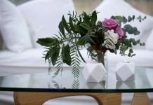 Marble Votive Hire - Lovestruck Weddings