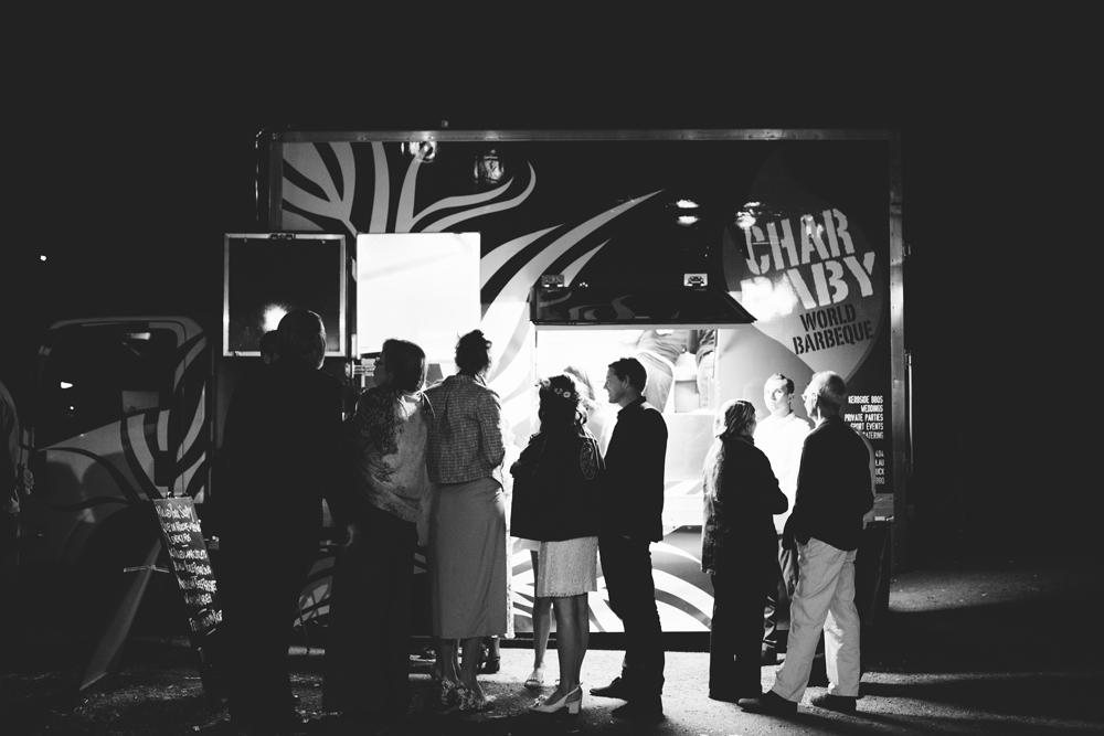 Brookfield Hall Brisbane Wedding - Char Baby BBQ Food Truck
