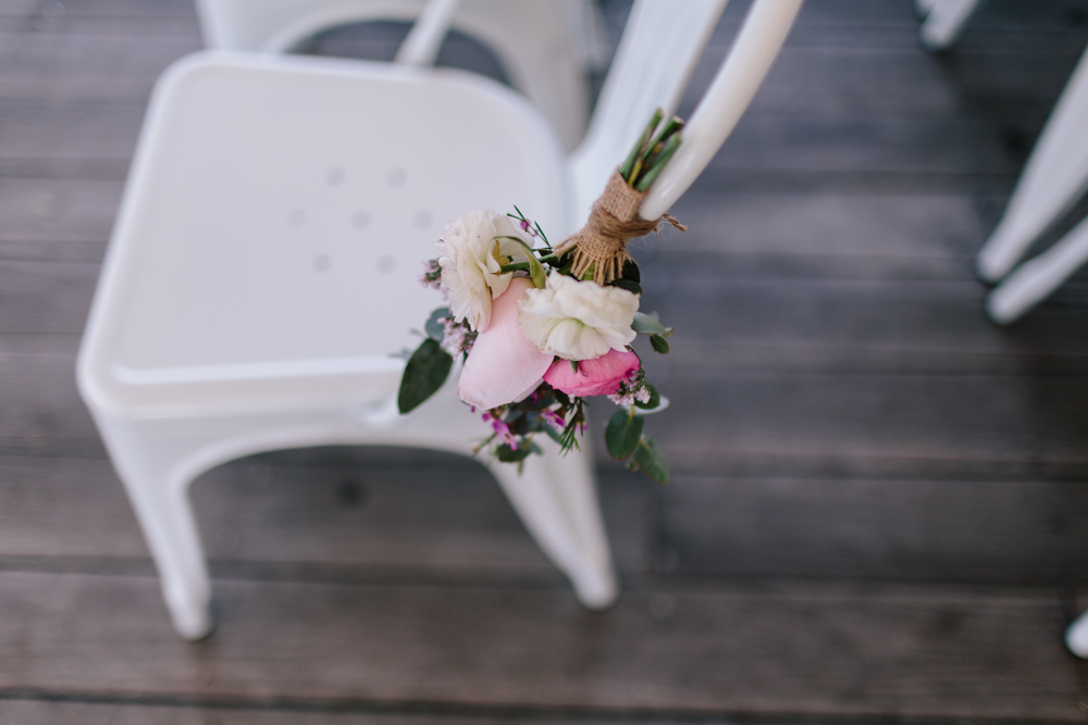 White Tolix Chair Hire - Lovestruck Weddings