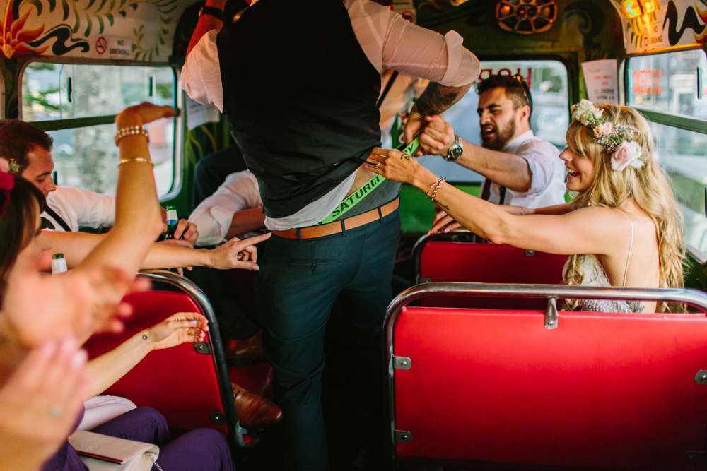 Erica and Ethan: Magic Bus Byron Bay