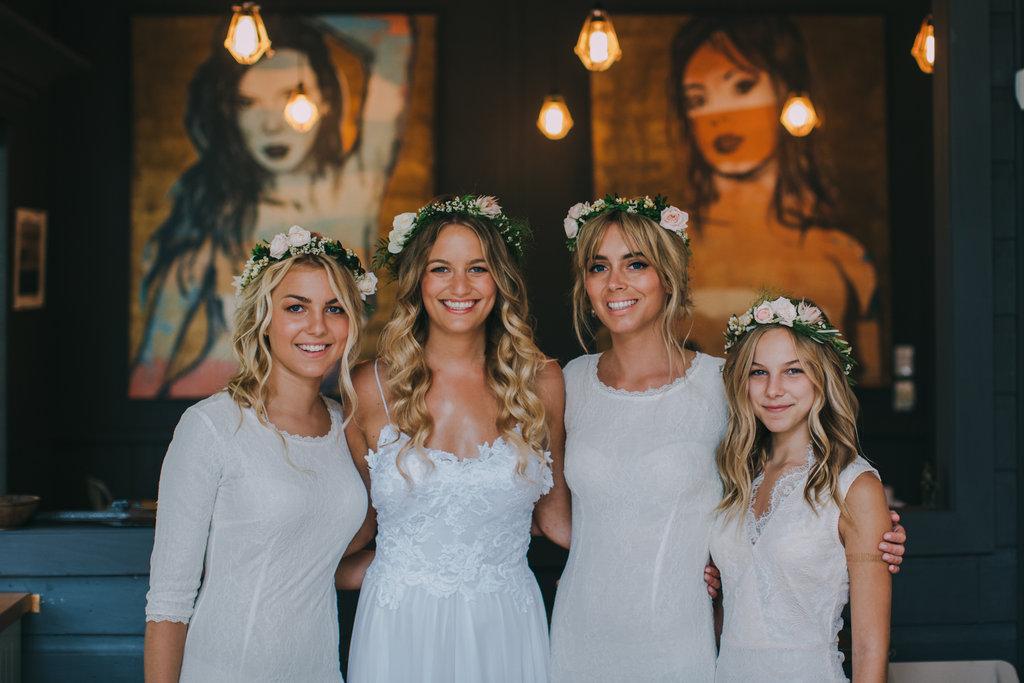 George + Sara Byron Bay Wedding