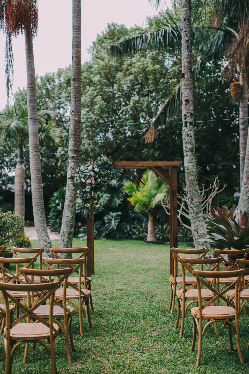 Byron Bay Wedding Ceremony by Lovestruck Weddings.