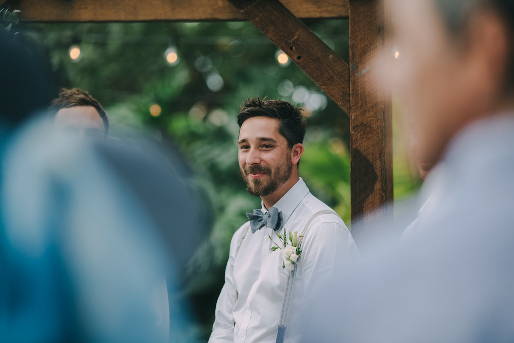 George + Sara Byron Bay Wedding