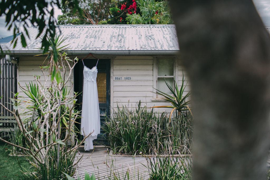 The Secret Garden Wedding Byron Bay