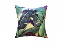 Jungle Palm Cushion - Lovestruck Weddings