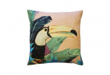 Toucan Cushion - Lovestruck Weddings