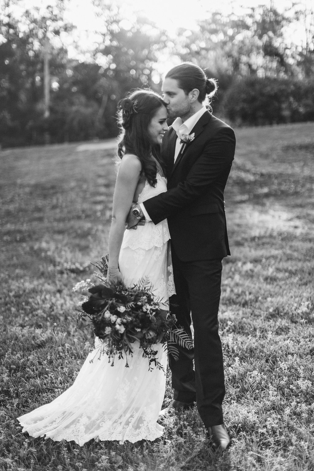 Sally + Lachlan Wedding by Stories by Ash