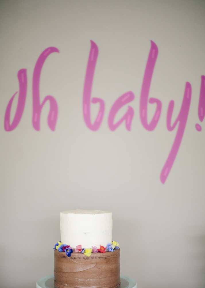 Oh Baby Sign - Babyshower by Lovestruck Weddings