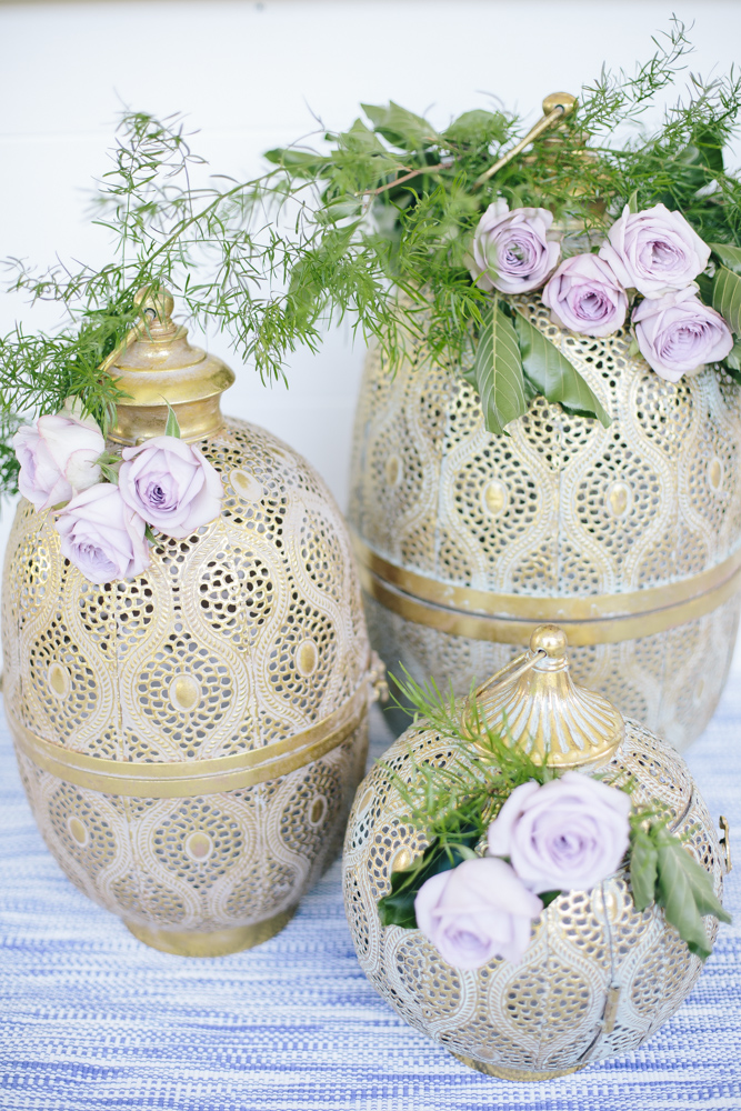 Filigree Lantern Hire by Lovestruck Weddings