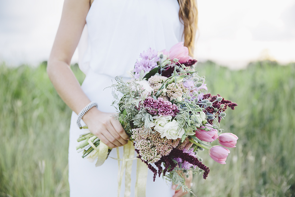 Flowers by Elyssium Blooms.  Styled by Lovestruck Weddings.