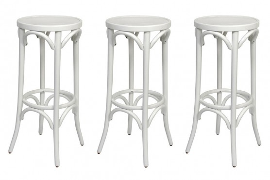 Chairs lounge furniture bars and accessories vases bottles jars - White Bentwood Stools Lovestruck Weddings And Events